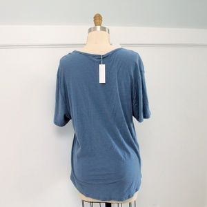 James Perse Tops - James Perse Relaxed Short Sleeve Oversize Tee